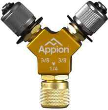 Appion SPDY14 - MegaFlow Speed-Y, (2) 3/8in MFL to 1/4in FL