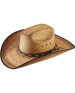Jason Aldean Men's Amarillo Sky Palm Leaf Cowboy Hat  - RS1630VB41.AMSSBHR