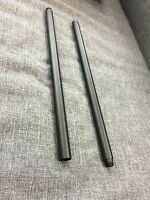 2pcs Black Aluminum Alloy 15mm extension Rod CNC 40cm for 15mm Rail Rigs 4 TILTA