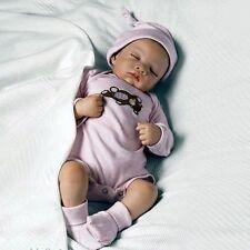NEU Künstlerpuppe Vinyl Baby MADISON ~ Waltraud Hanl ~ Ashton Drake