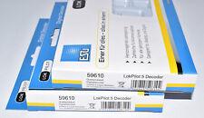 ESU 59610 2 Stück LokPilot 5.0 M4 mfx / DCC / SX mit 8 pol NEM Stecker NEU & OVP