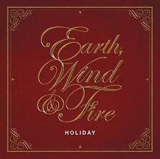 WIND & FIRE EARTH - HOLIDAY  CD NEU