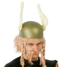 Casco gallo elmetto con corna a forma di ali Asterix
