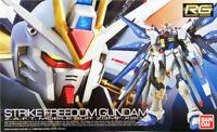 Bandai RG-14 Strike Freedom Gundam Z.A.F.T. ZGMF-X20A 1/144 scale kit