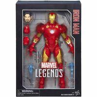 "IRON MAN Marvel Legends series 12"" inch NEW action figure avengers"