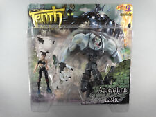 Actionfigur Resaurus The Tenth Series 1  Adrenalynn and Lastic  OVP