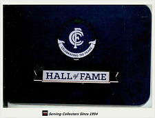 150 Years Carlton Hall Of Fame Cards Tin Set (174 + Ron Barassi Signature Card)