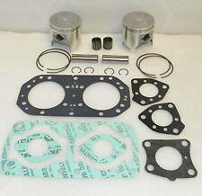 WSM Kawasaki 750 Piston Top End Rebuild Kit 20mm - 010-820-10 - STD SIZE