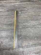Allen Bradley 1492 Cjlj5 50 50 Position Center Jumper For Terminal Block New