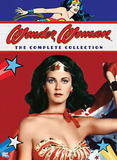 Wonder Woman . The Complete Series Collection . Season 1 2 3 . DVD . NEU