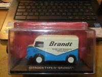 1:43 Scale CITROEN TYPE H BRANDT Delivery Van