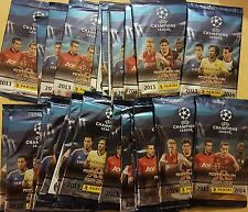 UEFA champions League Adrenalyn XL Trading card  2013/2014 25 packs BRAND NEW