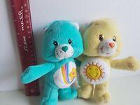 Attached Carebear Modern Stuffed Plush Toy Care Bear
