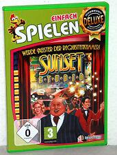 PC-Spiel SUNSET STUDIO - Werde Meister der Requisitenkammer!