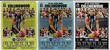 2008 Teamcoach Best And Fairest Wildcards -  Travis Cloke, GOLD + SILVER Card
