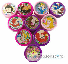 60ct Disney Princess Stamps Stampers self-ink toy Party Favors Party Supply