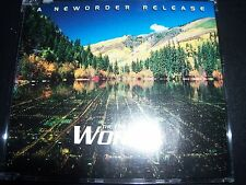 NewOrder / New Order ‎– World (The Price Of Love) Australian CD Single