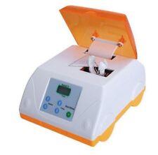 Dental Lab Amalgamator Amalgam Capsule Mixer with Digital LCD Yellow 220V CE