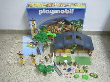 Playmobil - Granja - Edificio Rancho Poni Pony Caballo - 3120 - (COMPLETO) OVP