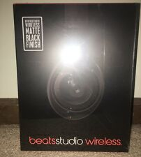 Beats by Dr. Dre Studio 2.0 - MATTE BLACK - Wireless Headphones