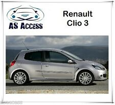 Pack LED Complet Renault Clio 3