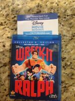 Wreck-It Ralph (Blu-ray DISC ONLY, 2013,1-Disc Set)Authentic US Release