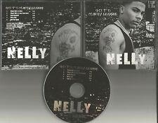 NELLY Country Grammar 5TRX w/ 3 RARE EDITS & INSTRUMENTAL PROMO DJ CD Single