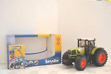 Bruder 1/16. Claas Atles 936 RZ 2003. Tracteur agricole. Réf. 03010. (jouet).