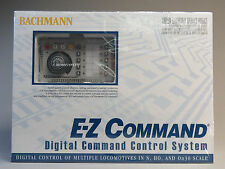 BACHMANN EZ COMMAND DIGITAL DCC CONTROLLER HO N SCALE transformer BAC 44932 NEW