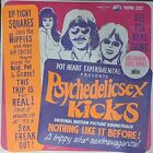 Psychedelicsex Kicks OST LP NEW Ltd White Vinyl something weird