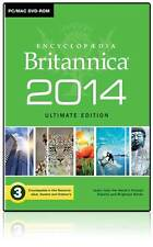 Encyclopedia Britannica Ultimate Edition 2014 dvd