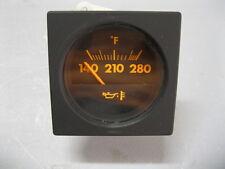 Ferrari 512 TR Oil Temperature Gauge # 147165