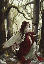 ALWAYS Fairy Postcard faery post card Nene Thomas memento faerie