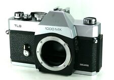SEARS TLS 1000MX 35mm SLR Film Camera M42 Mount
