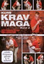 DVD Krav Maga Kurs Band 3 - Verteidigung gegen Umklammerungen (296)