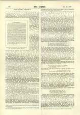 1897 Art Notes Mostaert Van Der Werff Concerning Cheese Article