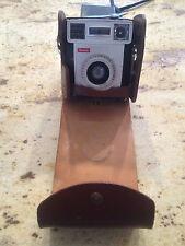 Kodak Brownie Starmatic Camera with Original Leather Case USA Made