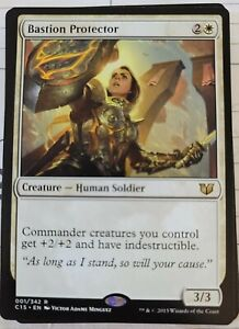 Bastion Protector Commander 2015 NM