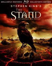 The Stand Blu-ray Amaray Case Dubbed Subtitled Widescreen