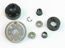 NEW T-MAXX 3.3 CLUTCH KIT 22T CLUTCHBELL TELEMETRY FLYWHEEL SHOES SPRING