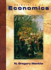 Principles of Economics,N. Gregory Mankiw- 9780030982385