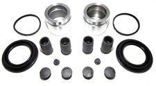 2x FRONT BRAKE CALIPER REPAIR SEAL KIT and PISTON FITS BMW 3 COMPACT (E36) 94>01