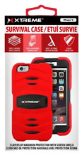 iPhone 6 Xtreme Cables 54021 Survival Case  - RED