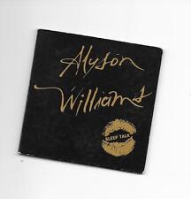"ALYSON WILLIAMS - Sleep talk 3""Inch CD SINGLE 3TR (Def Jam) 1989"
