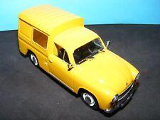 Syrena 105 L Bosto (Van) in yellow with black trim !:43 De Agostina Polska