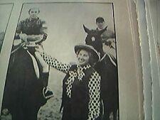 ephemera 1974 kent picture robert tagle argentina mrs richard stuart taylor