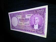 TÜRKİYE 5. EMİSYON  1000 LİRA   C 10