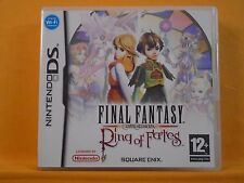 ds FINAL FANTASY Crystal Chronicles Ring Of Fates Lite DSi 3DS PAL REGION FREE