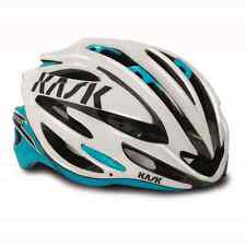 Vertigo 2.0 - White/Light Blue - Large Helmet