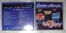 CD COMEDIE MUSICALES (JOHNNY HALLYDAY, ...)